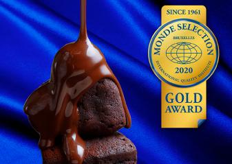 ガトーショコラ『モンドセレクション2020』金賞を受賞